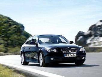BMW отзовет 350 тысяч машин по всему миру