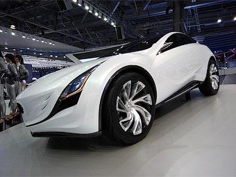 Маленький кроссовер Mazda появится в 2011 году