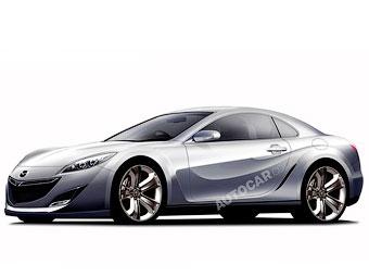 Mazda готовит для преемника купе RX-7 роторный турбомотор