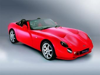 TVR представит три новые модели