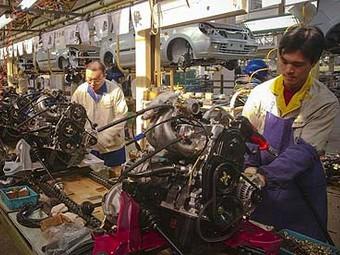 Китайские власти арестовали строящийся завод компании BYD