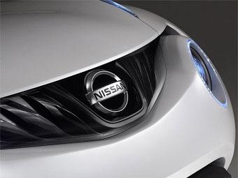 Nissan представит в Лос-Анджелесе новый концептуальный седан