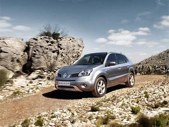 Компания Renault не откажется от кроссовера Koleos