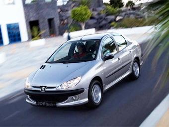 Peugeot 206 перестанут выпускать в Европе в 2013 году