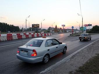 ФАС не нашла нарушений при перекрытии Ленинградского шоссе