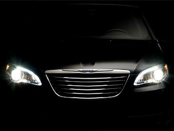 """Концерн Chrysler показал фрагменты нового """"Себринга"""""""
