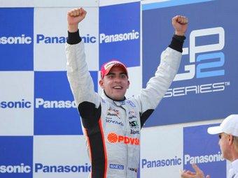 Пастор Мальдонадо вышел в лидеры чемпионата GP2