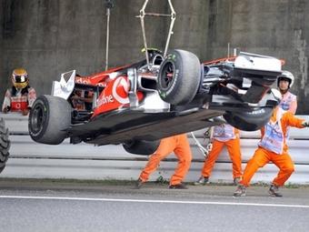 Гонщики Red Bull оказались недосягаемыми на свободных заездах Гран-при Японии