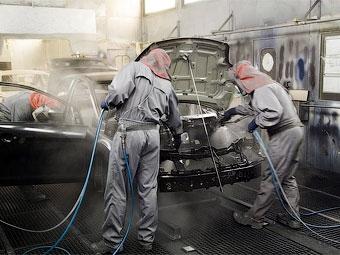 Российский завод Ford остановил производство до августа