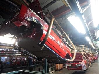 Концерн Fiat вложит миллиард евро в сербский завод