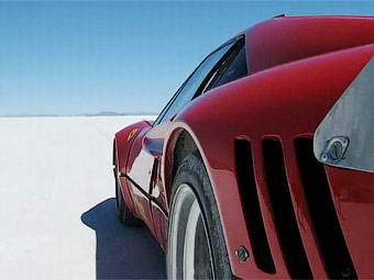 Ferrari 25-летней давности оказался быстрее Bugatti Veyron