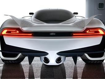 Самый мощный автомобиль в мире разгонится до 440 километров в час