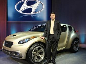 Концерн Ford нанял бывшего дизайнера Mercedes-Benz и Hyundai