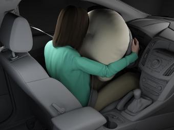 Компания Ford представила безопасные подушки безопасности