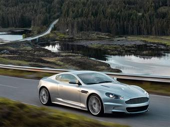 Aston Martin отзывает тысячу машин для ремонта подвески