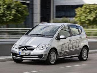 Mercedes выпустит первый электромобиль до конца 2010 года