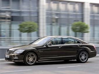 Mercedes-Benz S63 AMG получил битурбомотор