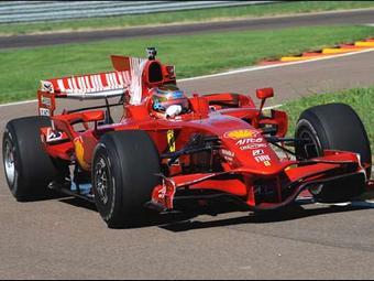 Гоночная академия Ferrari провела тесты на болидах Формулы-1