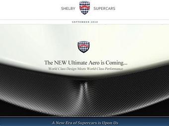 Shelby Supercars показала кусочек самого мощного суперкара в мире