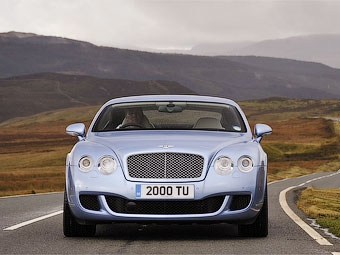 Bentley выпустит конкурента хэтчбеку Porsche Panamera