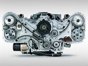 Subaru готовит к премьере новый оппозитный мотор
