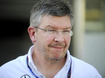 Росс Браун выступил против поставок моторов Mercedes еще одной команде
