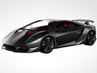Новый суперкар Lamborghini рассекретили за день до премьеры