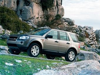 Land Rover Freelander начнут выпускать в Индии