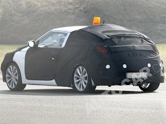 Новое купе Hyundai представят в Париже