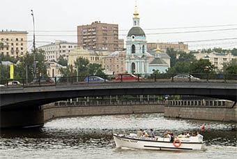 Правительство Москвы одобрило концепцию развития водного такси