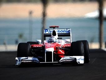 Болиды Toyota вернутся в Формулу-1