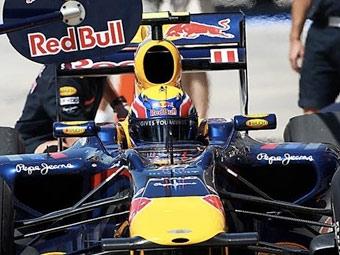 Марк Уэббер выиграл квалификацию Гран-при Турции