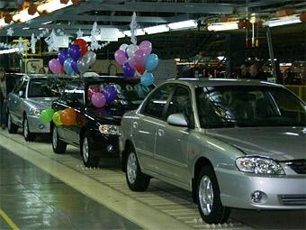 """Сборкой Hyundai и Kia на """"ИжАвто"""" займется """"дочка"""" Сбербанка"""