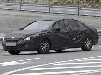 Новый флагман Peugeot сравнится по экономичности с Toyota Prius