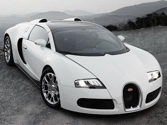Преемник суперкара Bugatti Veyron получит 1200-сильный мотор