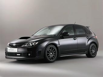 """Компания Cosworth представила """"Импрезу"""" с динамикой суперкара"""