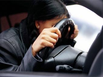 Уставшим водителям на Украине запретят садиться за руль