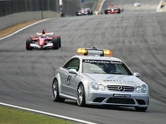 FIA изменит правила для машин безопасности