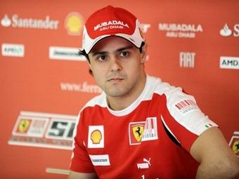 Команда Формулы-1 Ferrari продлила контракт с Фелипе Массой