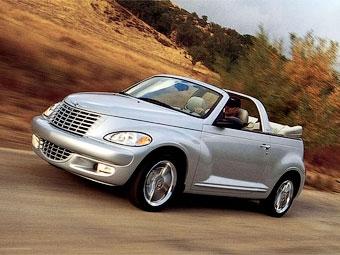 Chrysler свернет производство PT Cruiser в начале июля