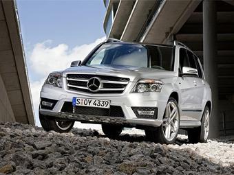 Mercedes-Benz GLK получит экономичный турбодизель