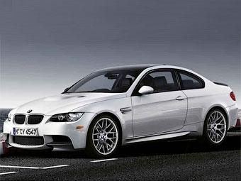 Компания BMW разработала для M3 карбоновый аэродинамический обвес