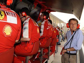 Команда Формулы-1 Ferrari хочет выставить машину под флагом США