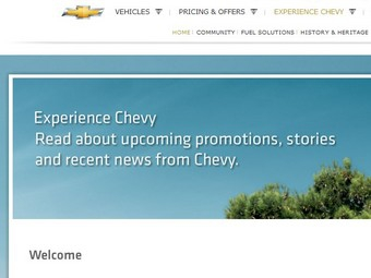 "General Motors запретил сокращать бренд Chevrolet до ""Шеви"""