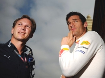 Глава команды Формулы-1 Red Bull оправдал Уэббера и его инженера