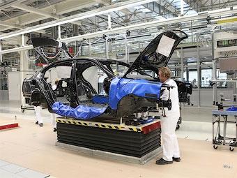 В Калуге прекратят сборку автомобилей Audi