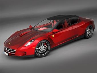 Ferrari не планирует выпускать четырехдверные автомобили