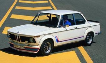 В 2006 BMW отмечает тройной юбилей своих спортивных моделей