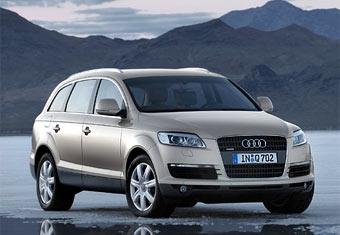 Audi и Lexus вышли в лидеры российского рынка