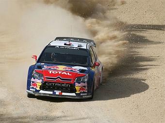 На следующий сезон WRC Citroen выставит три боевых экипажа